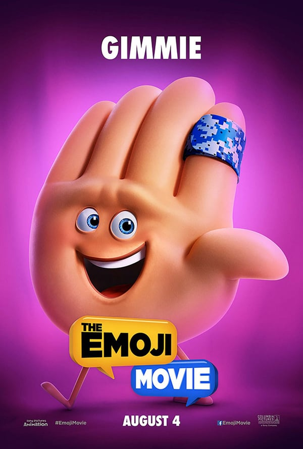 The Emoji Movie @ The Civic Theatre