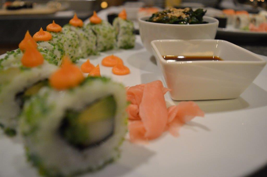 Sushi Abend @ Die Genusswerkstatt