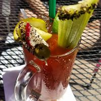 SUNDAY FUNDAY!!! … $2.50 Bloody Mary's @ Sneakers Pub