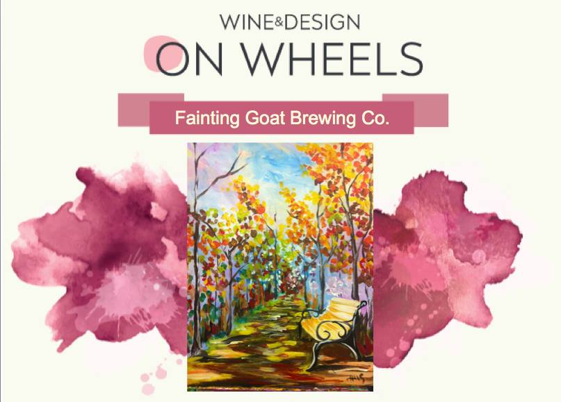Wine and Design @ Fainting Goat Brewing Company
