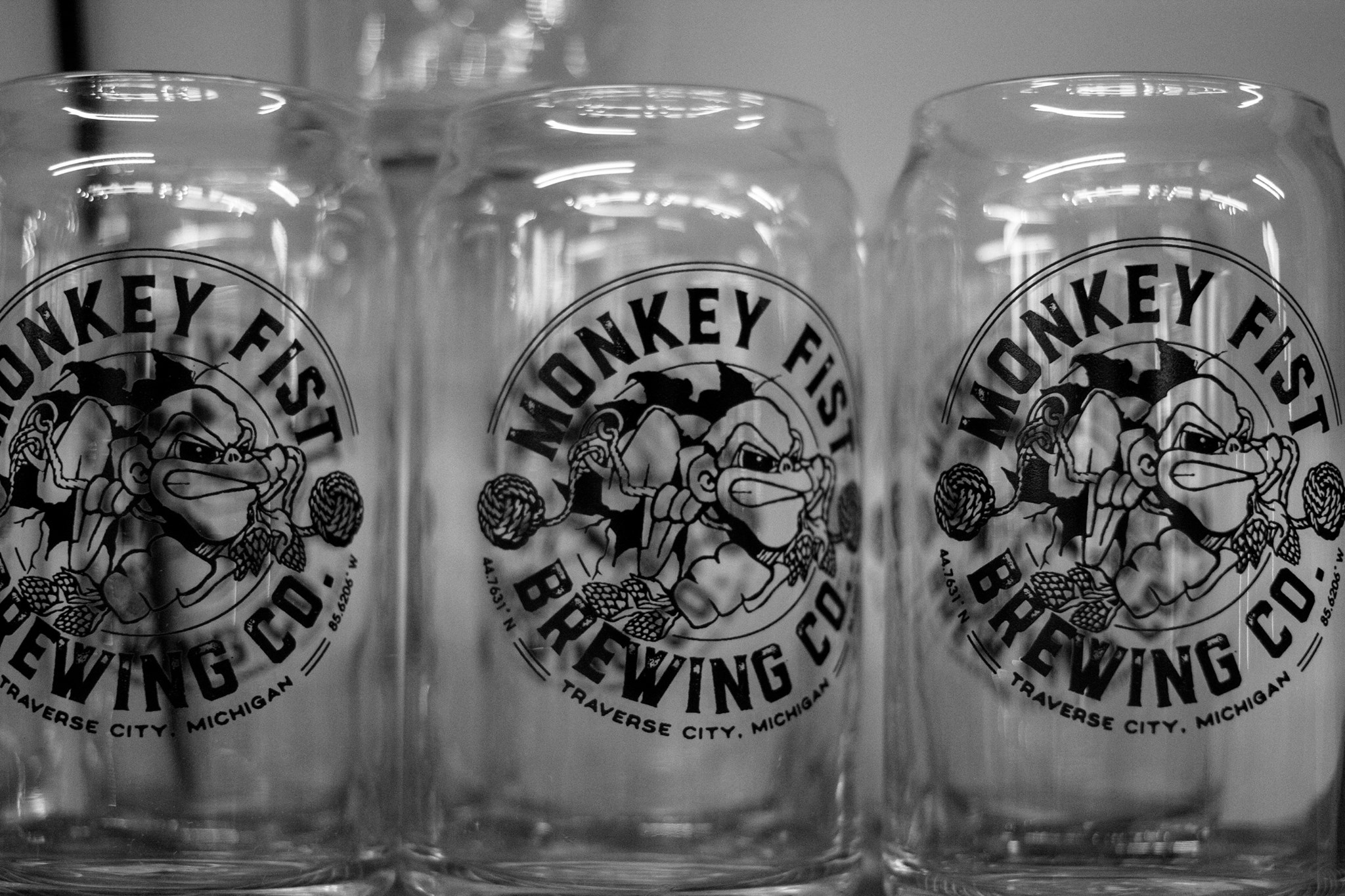Happy Hour @ Monkey Fist Brewing Co.