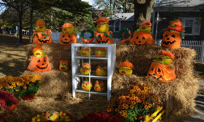 Oktoberfest in Chatham @ Kate Gould Park