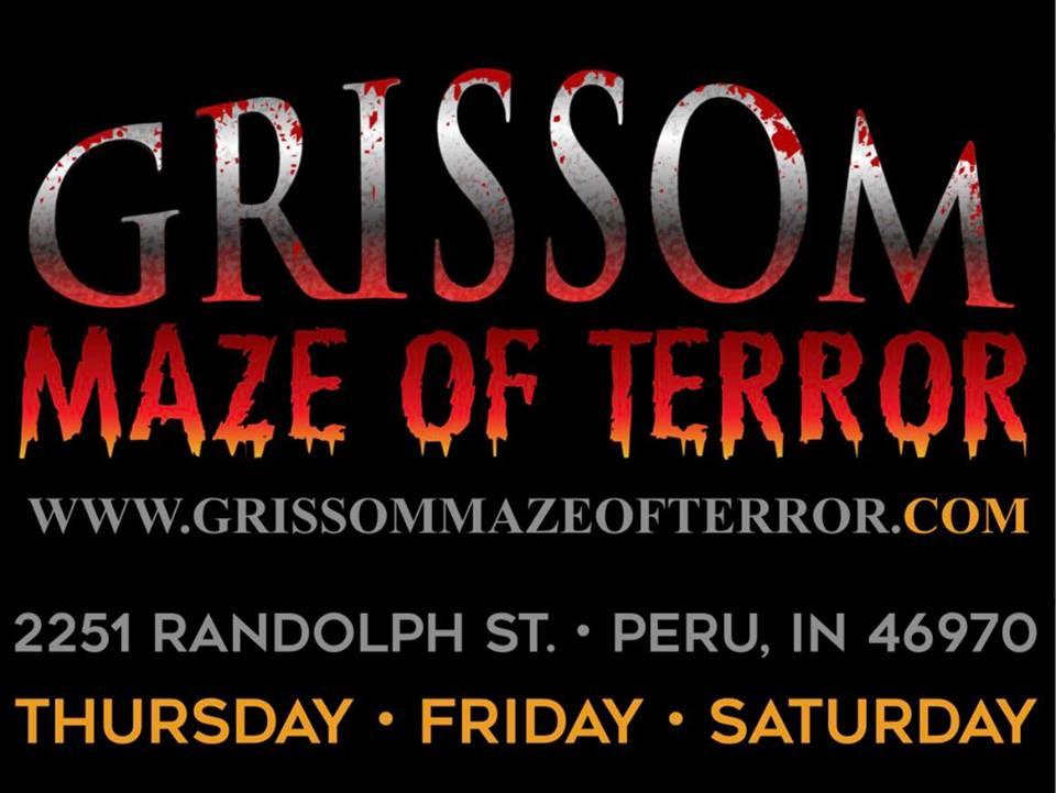 Grissom Maze of Terror @ Grissom Maze of Terror