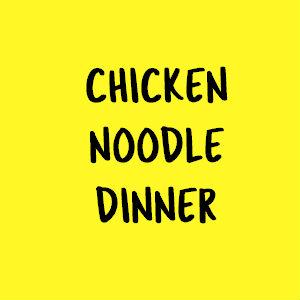 Chicken Noodle Dinner @ Wheatland Avenue United Methodist Church