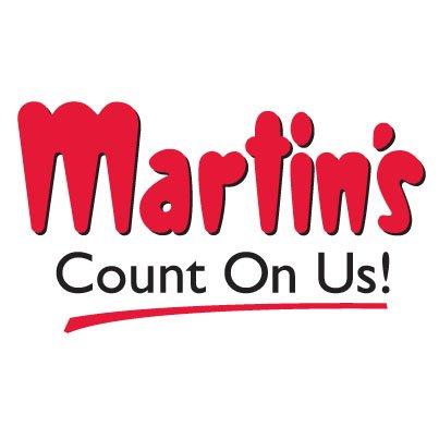 Martin's Super Market Stuff-A-Bus @ Martin's Supermarket