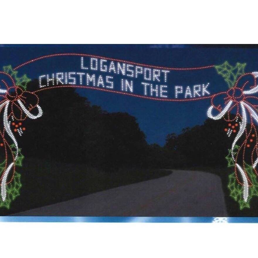 Logansport Christmas in the Park @ Spencer Park
