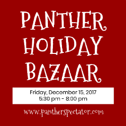 Panther Holiday Bazaar @ Pioneer High School