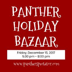 Panther Holiday Bazaar @ Pioneer High School