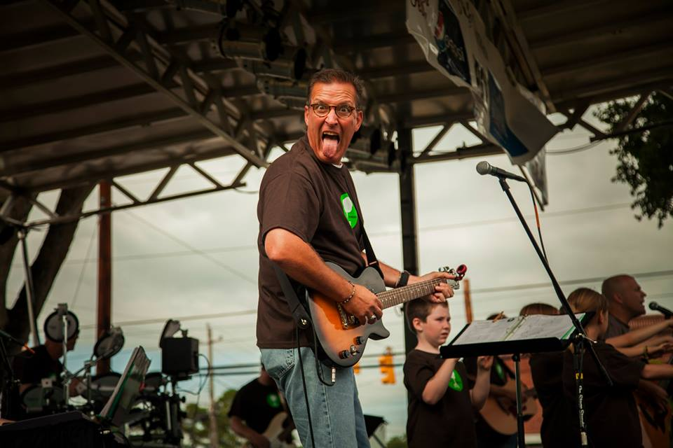 Steve Surer at Fainting Goat @ Fainting Goat Brewing Company