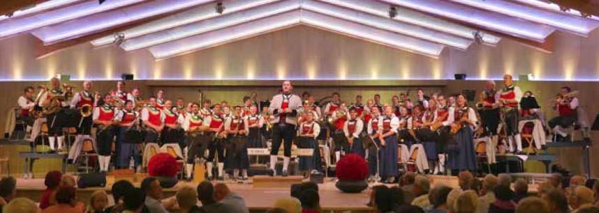 Festkonzert der Bundesmusikkapelle FÜGEN @ Festhalle Fügen