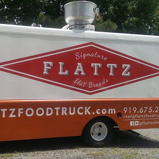 Flattz Food Truck @ Fainting Goat Brewing Company