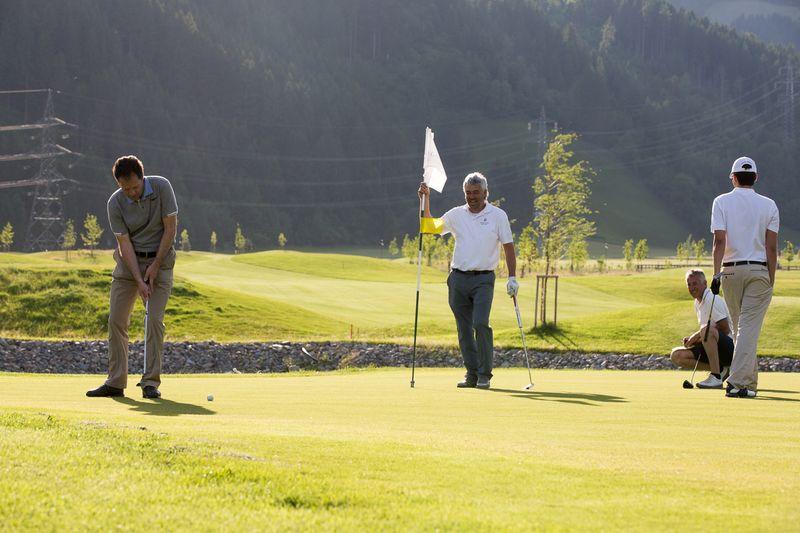 Bock auf 9 Loch Golf-Turnier @ Golfplatz Zillertal-Uderns