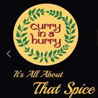 Curry in a Hurry Food Truck @ Fainting Goat Brewing Company